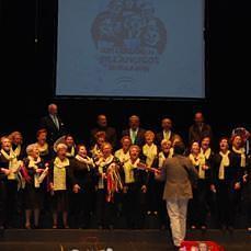 Los mayores de la provincia cantan a la Navidad desde Dos ... - abcdesevilla.es