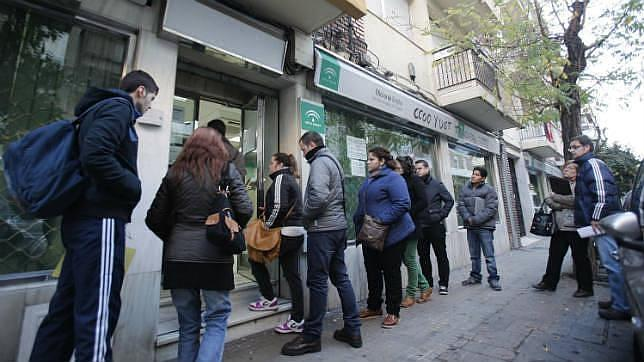 Hasta 28 detenidos en sevilla por darse de alta en una for Oficina empleo almeria