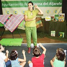 Más cuentos para los niños de Mairena - abcdesevilla.es