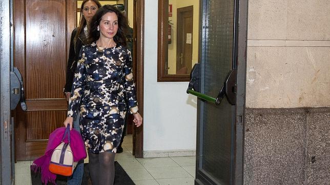 La juez Mercedes Alaya pide saber si la Audiencia Nacional es competente en el caso Madeja