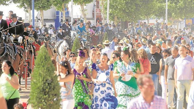 La feria de c rdoba de 2015 ya tiene fecha for Feria de artesanias cordoba 2016