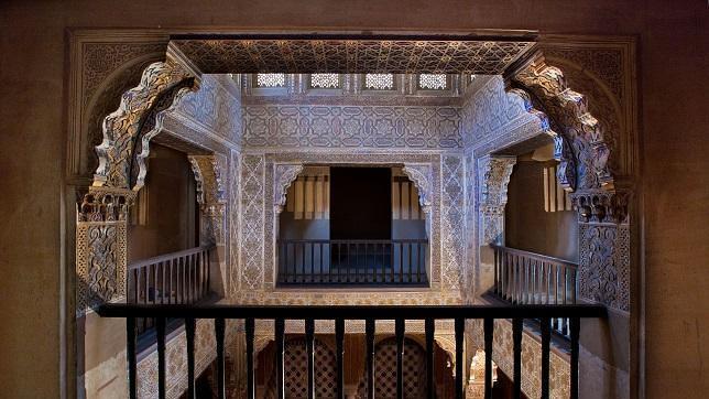 El baño de vapor del palacio de Comares, una joya del mes de diciembre