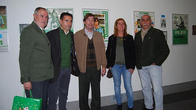 Exposición del museo bético de Javier Maldonado en Dos Hermanas