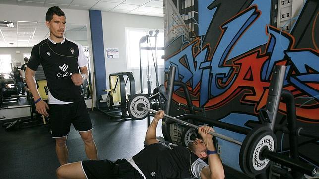 Sala de musculación en el centro deportivo Vital Wellness en Las Quemadas