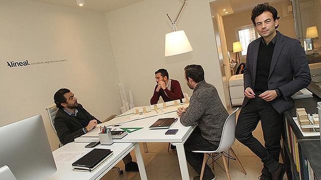 Alineal nuevos aires en la arquitectura sevillana - Estudios de arquitectura sevilla ...
