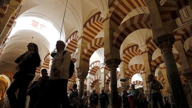 Iu y psoe registraron la marca catedral de c rdoba para la visita nocturna - Visita mezquita cordoba nocturna ...