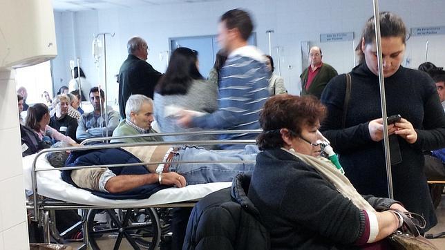Las urgencias de los hospitales tambi n se gripan for Sala hollywood malaga