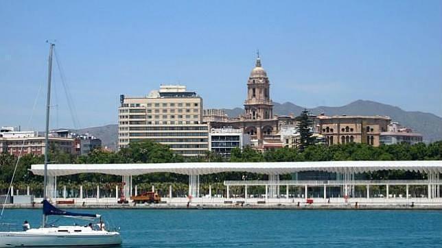 La ciudad de Málaga ha recibido un millón de visitantes el último año