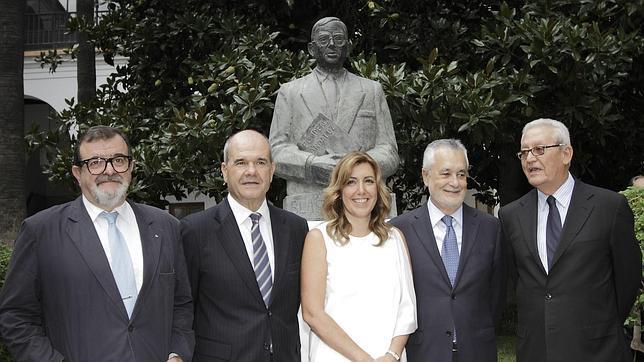 Resultado de imagen de Chaves/Griñán y Susana díaz
