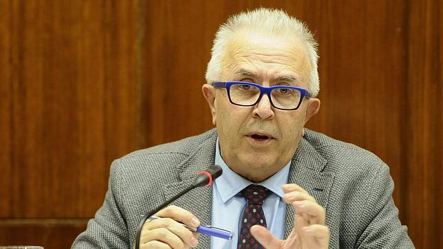 José Sánchez Maldonado, consejero de Economía