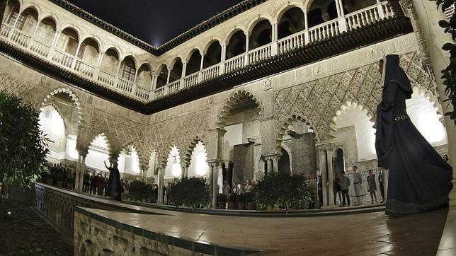 La empresa Engranajes Culturales ofrece fiestas de cumpleaños interactivas para conocer el Real Alcázar de Sevilla