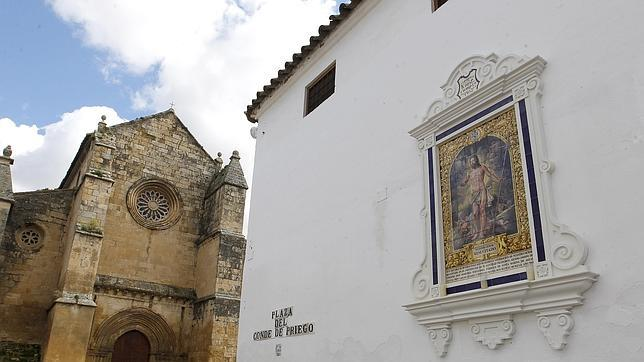 Trece retablos cer micos de c rdoba for Azulejos conde