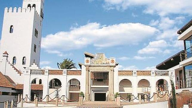 Convento de las Jerónimas de Constantina