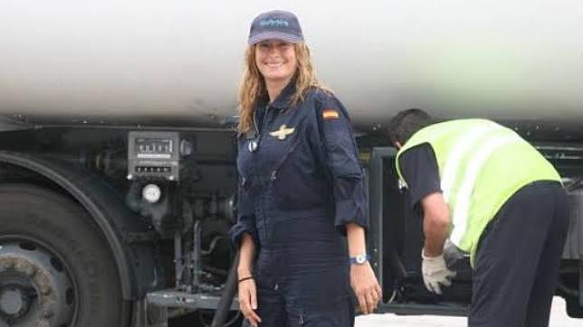 Una piloto de helicópteros de la DGT al frente de la lista de Ciudadanos Málaga