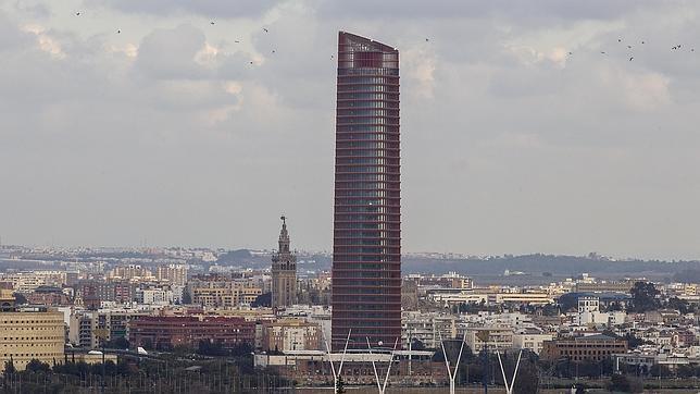Torre diseñada por César Pelli