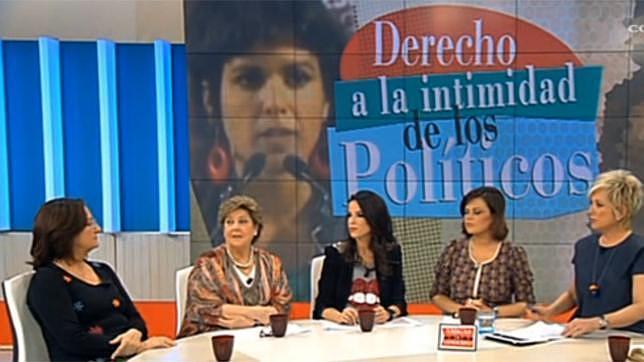 La Polémica Foto Del Presunto Desnudo De Teresa Rodríguez Llega Al