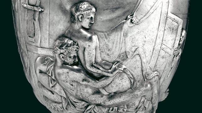 La famosa «Copa Warren» muestra el llamado «pecado nefando»
