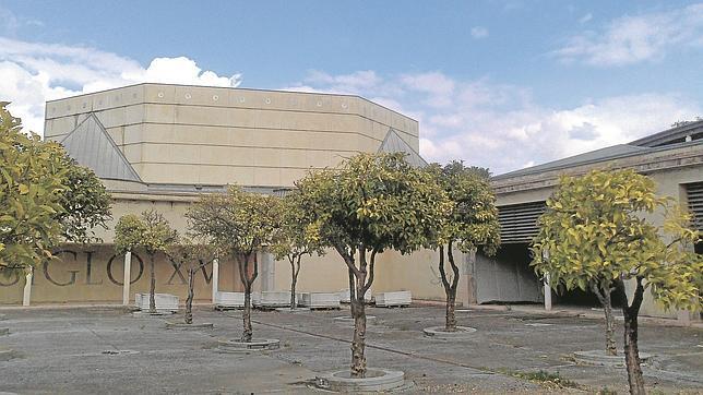 El Pabellón del Siglo XV, futuro centro de creación artística multisciplinar