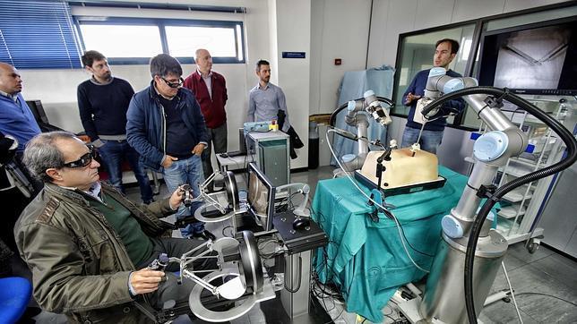 maimonides robóticos para la próstata
