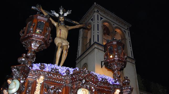 Resultado de imagen de Santísimo Cristo de la Vera Cruz dos hermanas