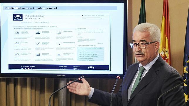 La Junta de Andalucía ofrece transparencia por entregas en su nuevo portal web