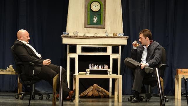 obra de teatro la huella este fin de semana abc de ForTeatro En Sevilla Este Fin De Semana