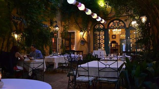 Diez restaurantes de sevilla con terrazas indispensables - Casa manolo leon sevilla ...