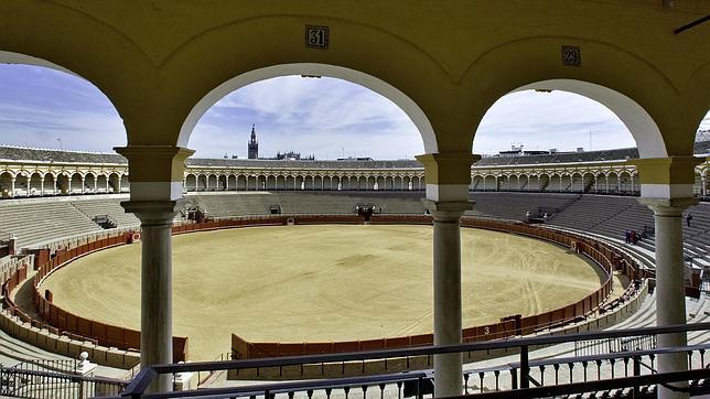 Plaza de toros de la Real Maestranza de Cabelleria de Sevilla