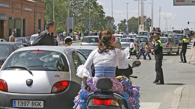 Calles cortadas feria de sevilla 2015 for Servicio tecnico jane sevilla calle feria