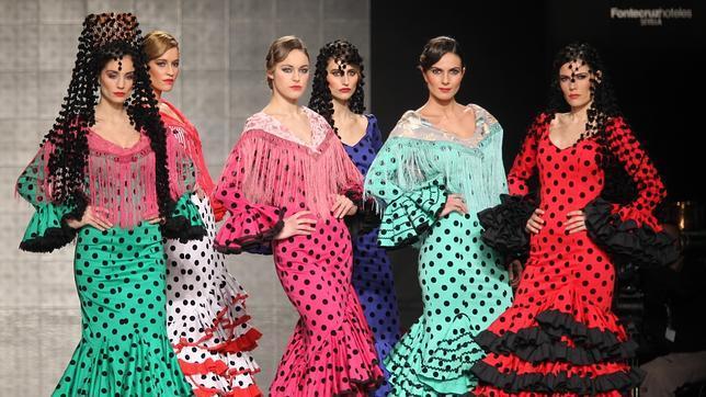 Diseños de Rocío Peralta que presentó en Simof 2015