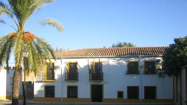 Ayuntamiento de Espeluy, localidad con poco más de 700 habitantes