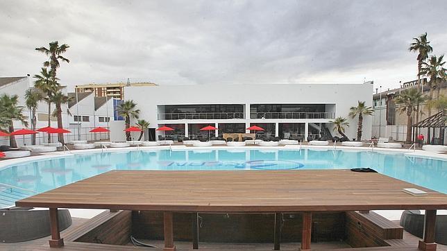 robles abrir un restaurante en el complejo de ocio ocean