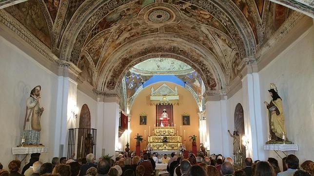 Honores a Guaditoca en la Sierra Morena sevillana