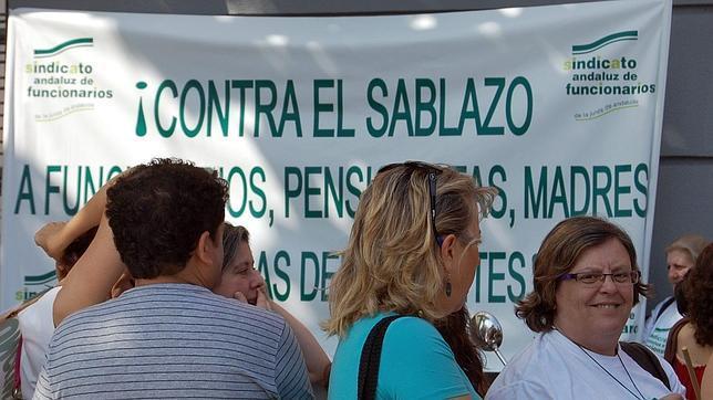 El Sindicato Andaluz de Funcionarios vence en las elecciones en la Junta