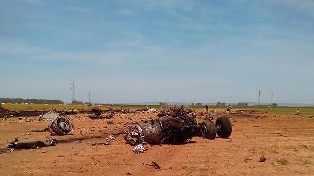 El A400M accidentado comunicó problemas en el tren de aterrizaje tras despegar