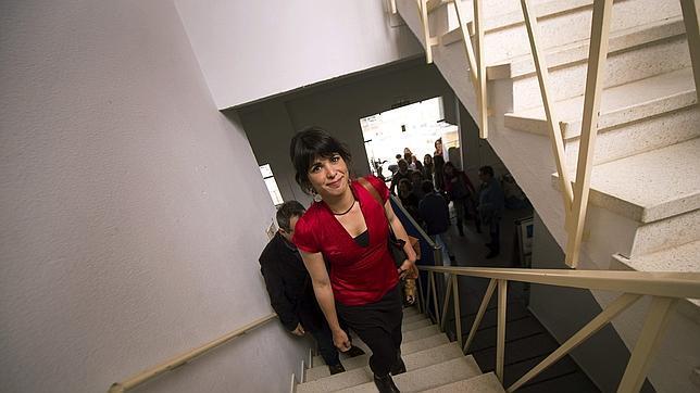 Teresa Rodríguez, líder andaluza de Podemos