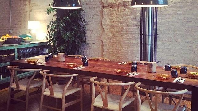 Diez restaurantes en sevilla con una arquitectura singular for Restaurante arquitectura