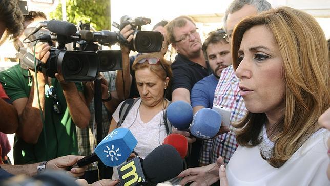 El «caso ambulancias» desmonta el discurso de Susana Díaz sobre Aznalcóllar