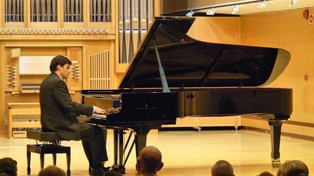 El malagueño ha tocado en las principales salas y conciertos desde su debut en 1996/ABC
