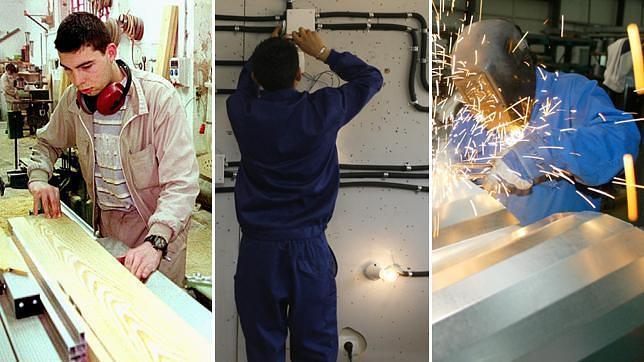 Se buscan pintores carpinteros soldadores y - Trabajo electricista malaga ...