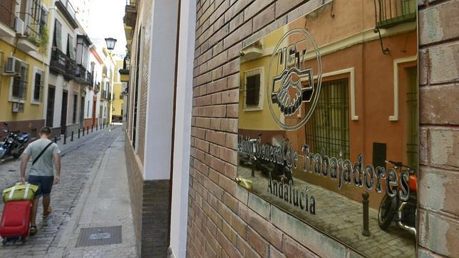 El «holding» inmobiliario de UGT y Comisiones Obreras en Andalucía