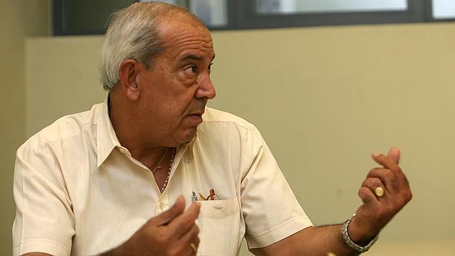 El exconcejal socialista José Antonio García, en una imagen de archivo