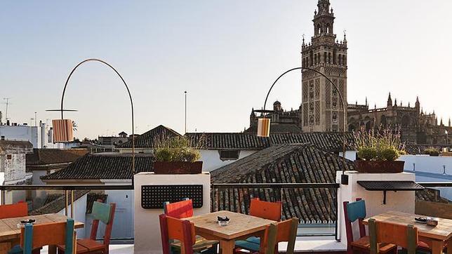 Diez Terrazas En Sevilla Donde Deleitar La Vista Mientras