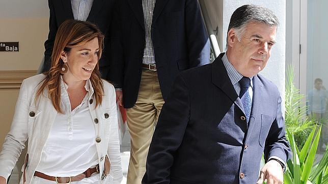 Viera exime al PSOE de actuar contra él: «Ya no soy militante»