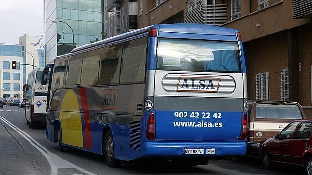 Realizarán los servicios regulares de Alsa a Madrid, Granada y Almuñécar