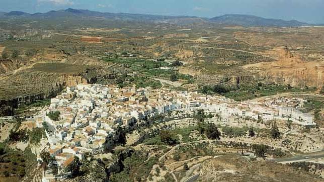 Diez pueblos con encanto de Andalucía