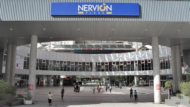 Nervión desde el aire por mhispalis - Estadio Sánchez Pizjuán ...