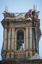 La Archidiócesis de Sevilla rescata a la parroquia de San Bartolomé de la ruina