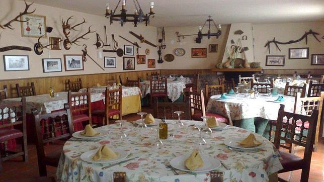 Diez restaurantes rurales para comer bien en c rdoba - Restaurante solera gallega ...