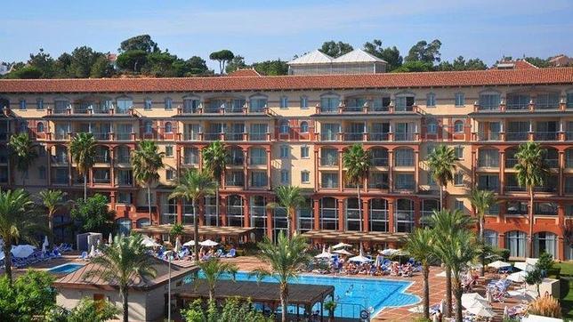 El recientemente cerrado Asur Hotel Suite Islantilla
